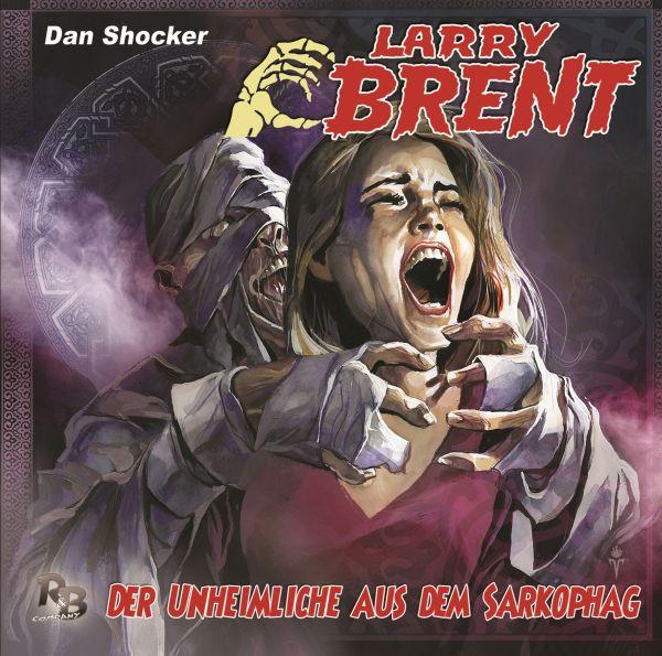 Larry Brent - Der Unheimliche aus dem Sarkophag (34)