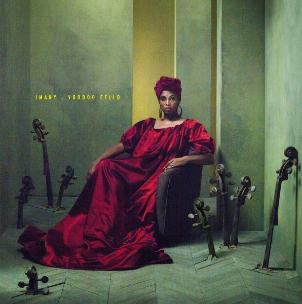 Imany - Voodoo Cello (EP)