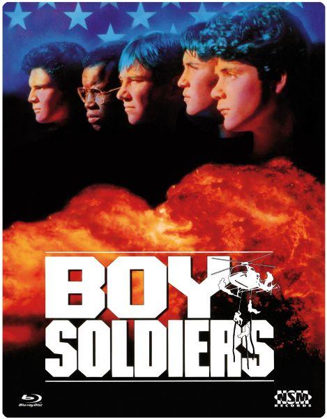 Boy Soldiers (Uncut) (FuturePak)
