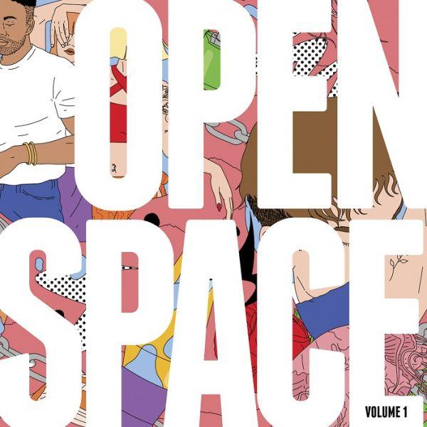 Various - Open Space Volume 1 (3LP)