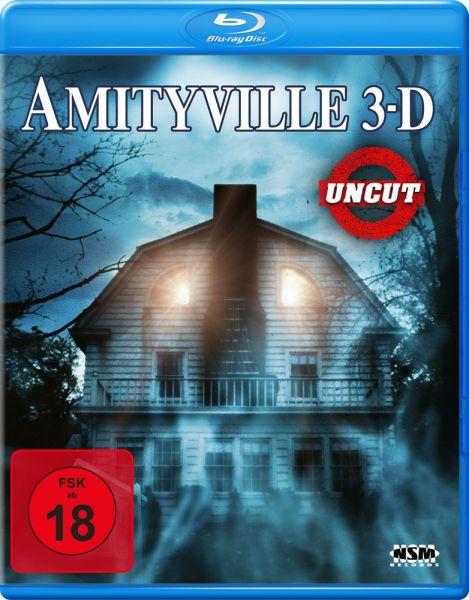 Amityville 3 (Uncut) (2D-, 3D- & anaglyphe 3D-Version)