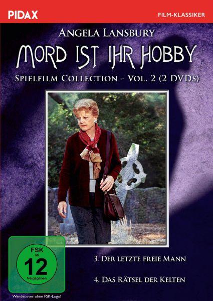 Mord ist ihr Hobby - Spielfilm Collection, Vol. 2