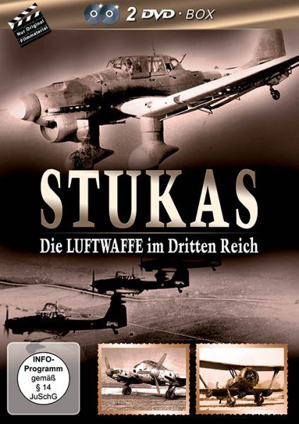 Stukas - Die Luftwaffe im Dritten Reich