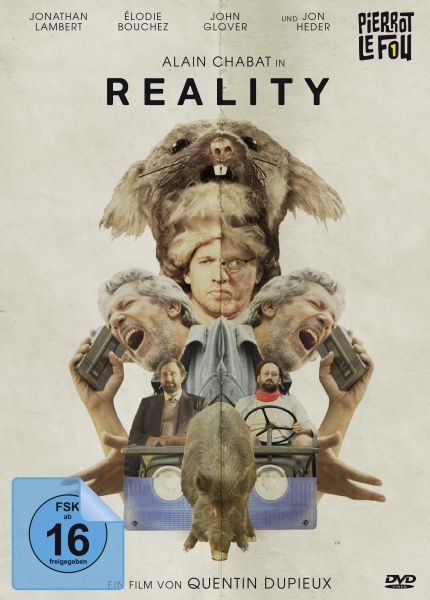 Reality - Limited Mediabook Edition (DVD & Blu-ray)