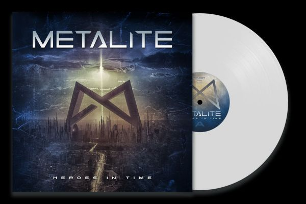 Metalite - Heroes In Time (LP weiß)