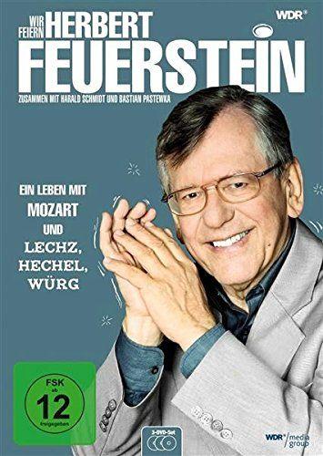 Wir feiern Herbert Feuerstein - Ein Leben mit Mozart und Lechz, Hechel, Würg (Mediabook)