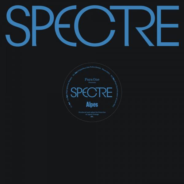 Para One - Spectre (2/3): Alpes (Superpitcher, Ricardo Villalobos, Para One Remix)