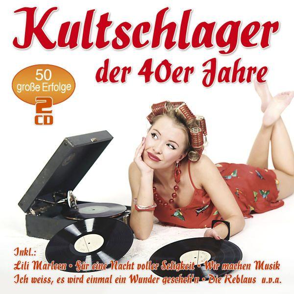Various - Kultschlager der 40er Jahre