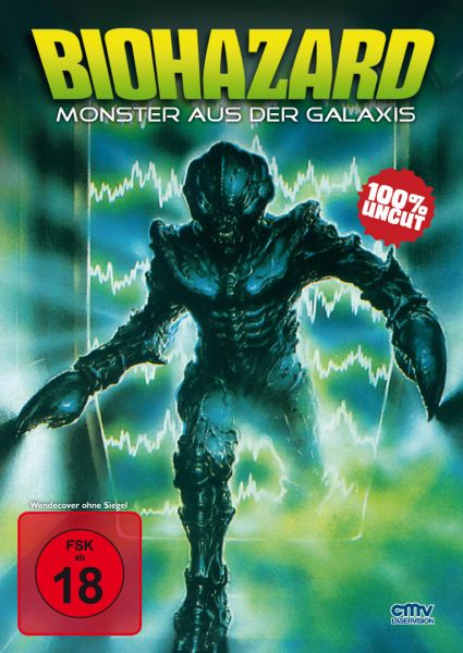 Biohazard - Monster aus der Galaxis (uncut)