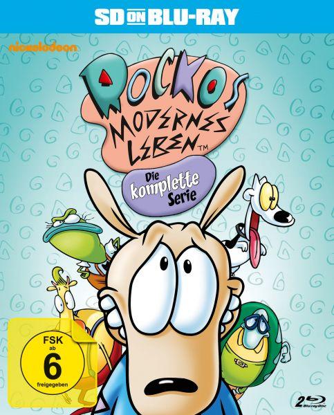 Rockos modernes Leben - Die komplette Serie (SD on Blu-ray)