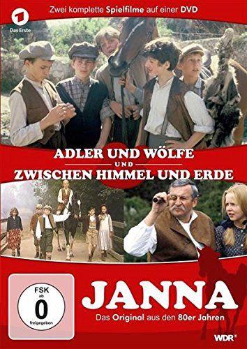 Janna - Die Filme (Adler und Wölfe / Zwischen Himmel und Erde)