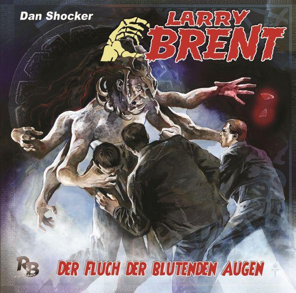 Larry Brent - Der Fluch der blutenden Augen (32)