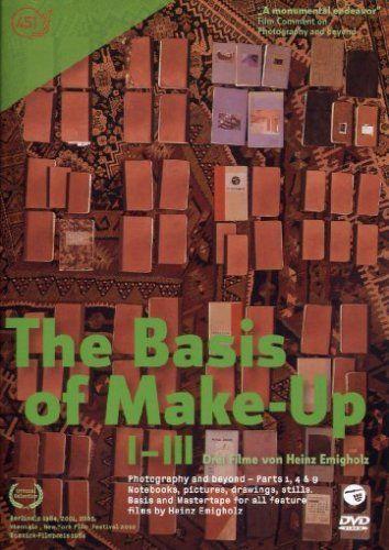 The Basis of Make-Up 1-3