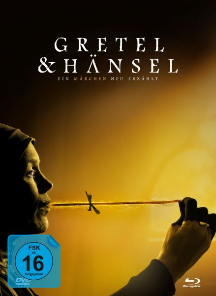 Gretel & Hänsel - 2-Disc Limited Collector's Mediabook (Blu-ray + DVD)