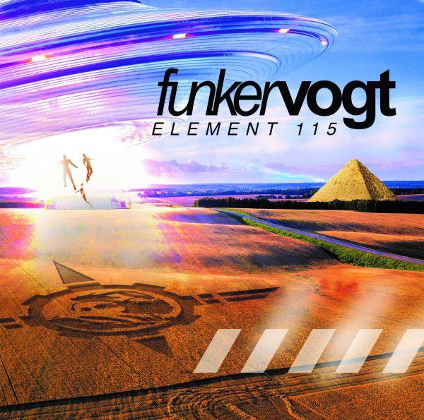 Funker Vogt - Element 115 (ltd. edition)