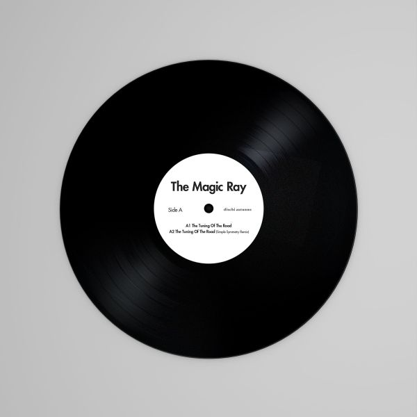 Magic Ray, The - The Tuning Of The Road (incl. Khidja & Simple Symmetry Remixes)