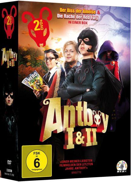 Antboy I & II
