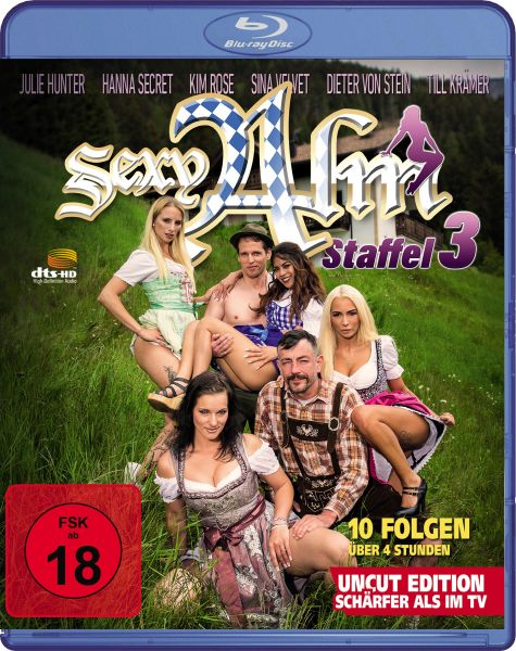 Sexy Alm - Staffel 3 (uncut)