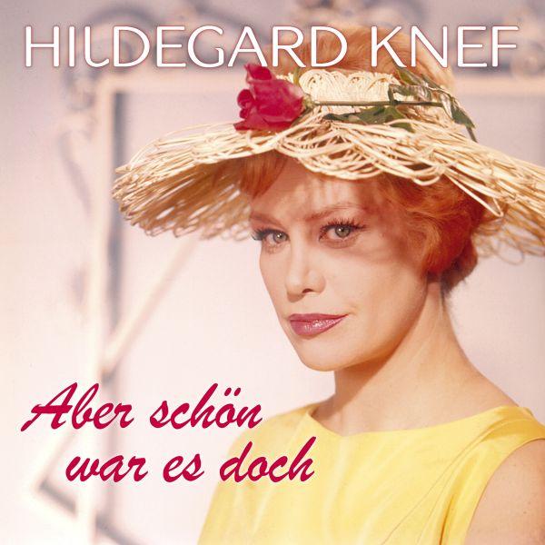 Knef, Hildegard - Aber schön war es doch