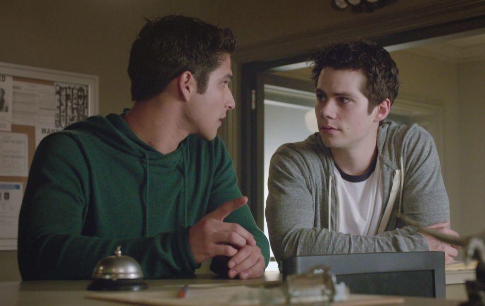 Teen Wolf Staffel 4 Dvd
