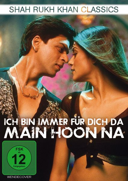 Ich bin immer für dich da - Main Hoon Na (Shah Rukh Khan Classics)