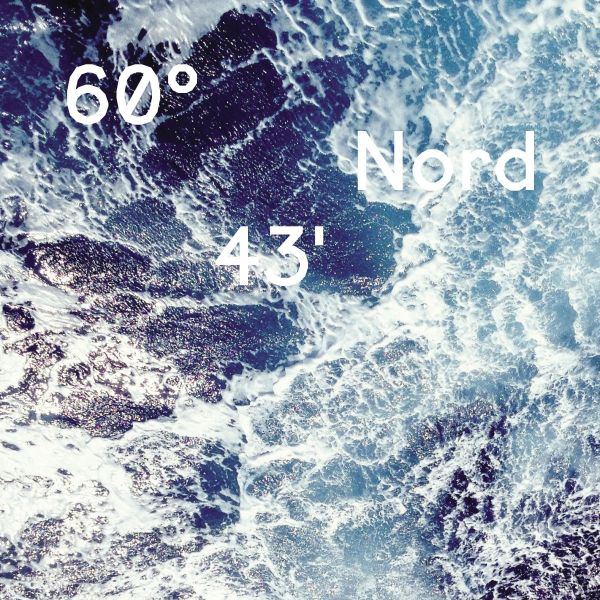Molecule - 60° 43' Nord Deluxe Edition (2LP translucent + CD)