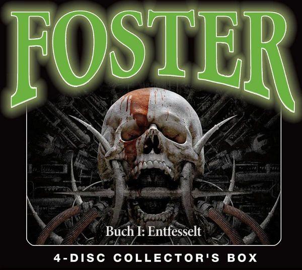 Döring, Oliver - Foster Box 1-Buch 1: Entfesselt (Folge 1-4)