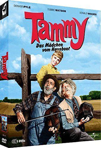 Tammy - Das Mädchen Vom Hausboot (Die komplette Serie)