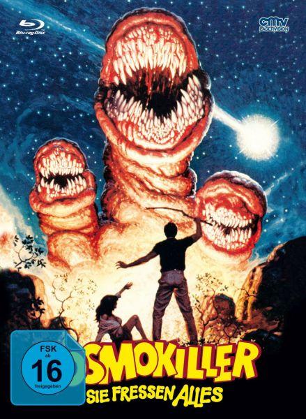Kosmokiller (uncut) (Limitiertes Mediabook) (Blu-ray + DVD)