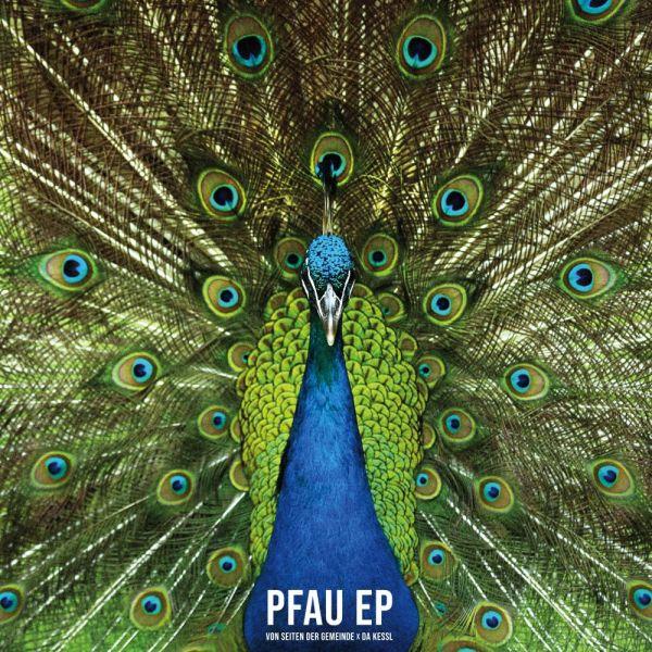 Von Seiten Der Gemeinde - Pfau EP (LP)