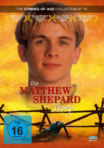 Die Matthew Shepard Story (The Coming-of-Age Collection No. 16)