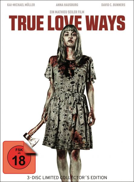 True Love Ways - Limited 3-Disc Mediabook Edition (DVD & Blu-ray)