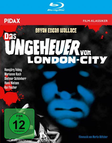 Bryan Edgar Wallace: Das Ungeheuer von London-City