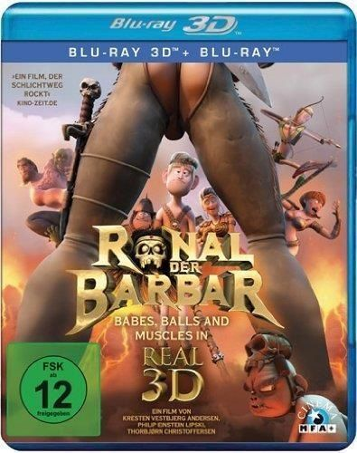 Ronal der Barbar (3D Blu-ray)