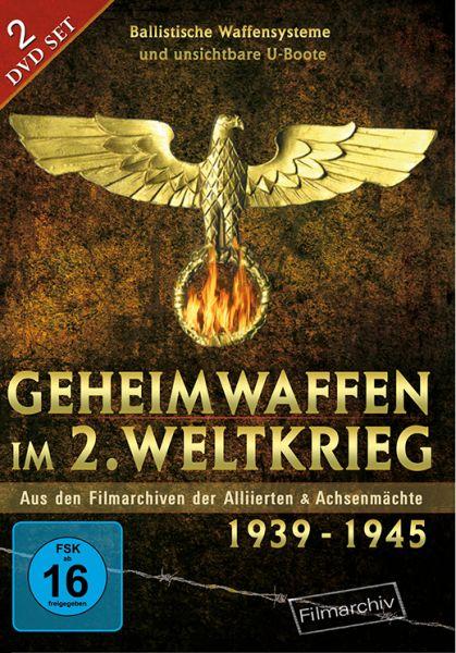 Geheimwaffen im 2. Weltkrieg