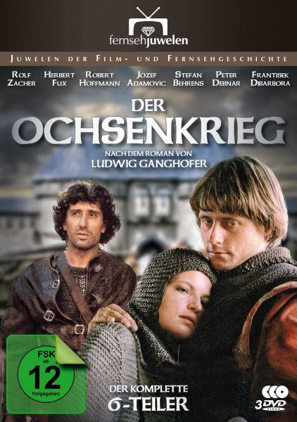 Der Ochsenkrieg - Der komplette 6-Teiler (Ludwig Ganghofer)