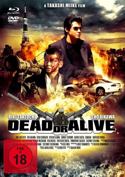 Dead or Alive (Special Edition Mediabook)