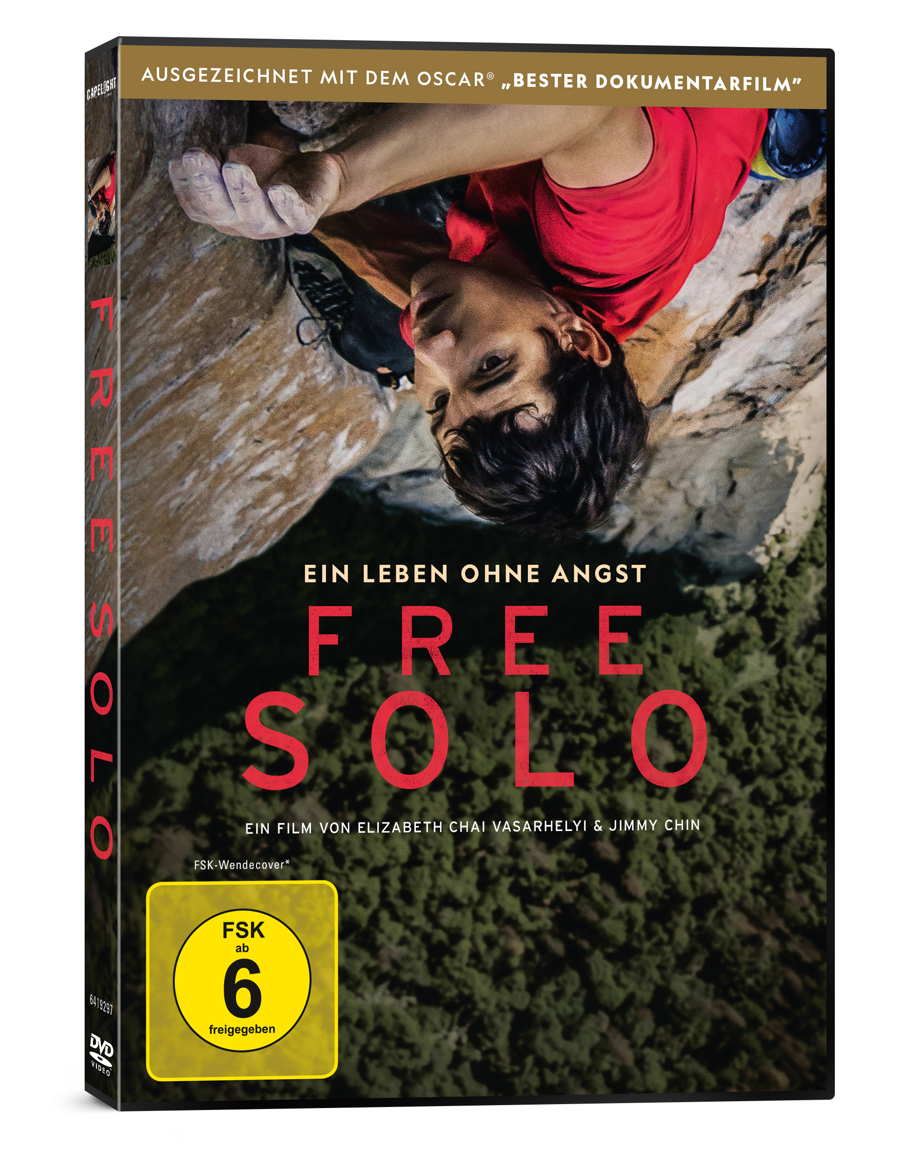 Free-Solo-DVD-NEU-OVP miniatuur 2
