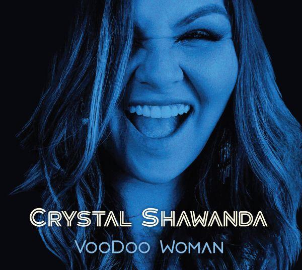 Shawanda, Crystal - Voodoo Woman