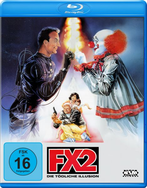 F/X 2 - Tödliche Illusion