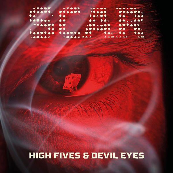 Scar - High Fives & Devil Eyes (2LP)
