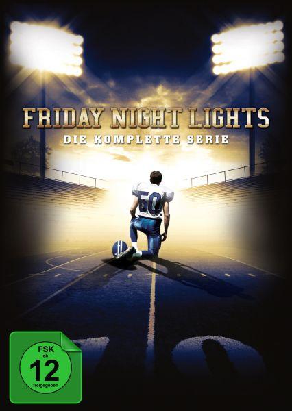 Friday Night Lights - Die komplette Serie