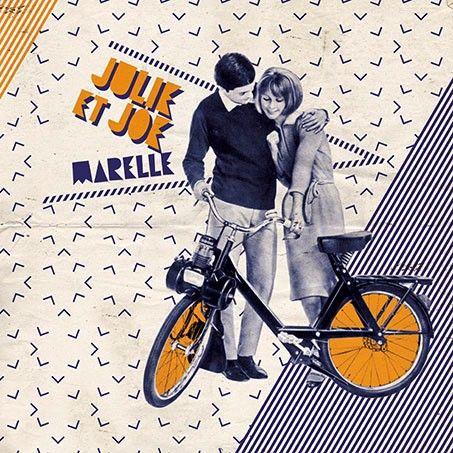Julie et Joe - Marelle (Colored 10 inch EP)