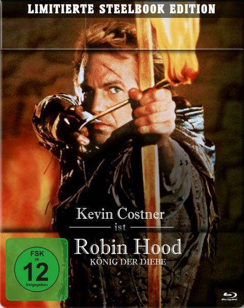 Robin Hood - König der Diebe (SteelBook)