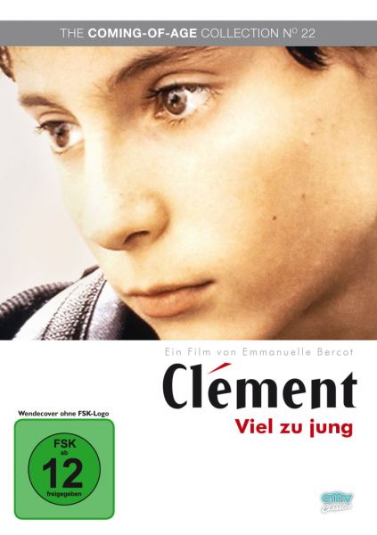 Clément - Viel zu jung (The Coming-of-Age Collection No. 22)