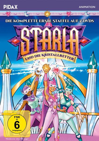 Starla und die Kristallretter, Staffel 1