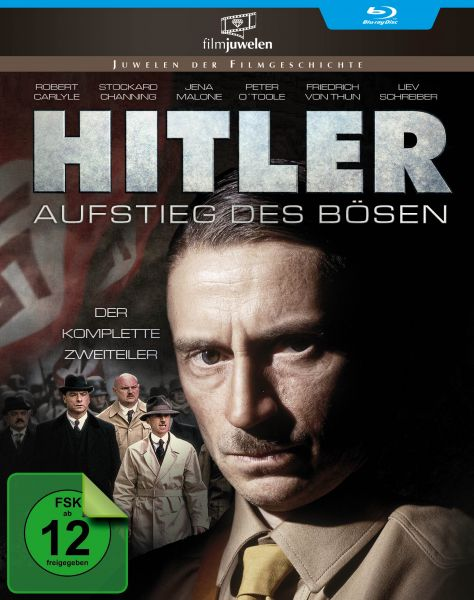 Hitler - Aufstieg des Bösen - Der komplette Zweiteiler