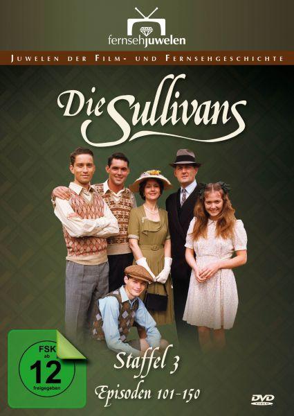 Die Sullivans - Staffel 3 (Folge 101-150)