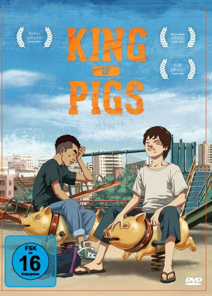 The King of Pigs - limited Collector's Edition