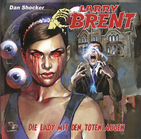Larry Brent - Die Lady mit den toten Augen (41)
